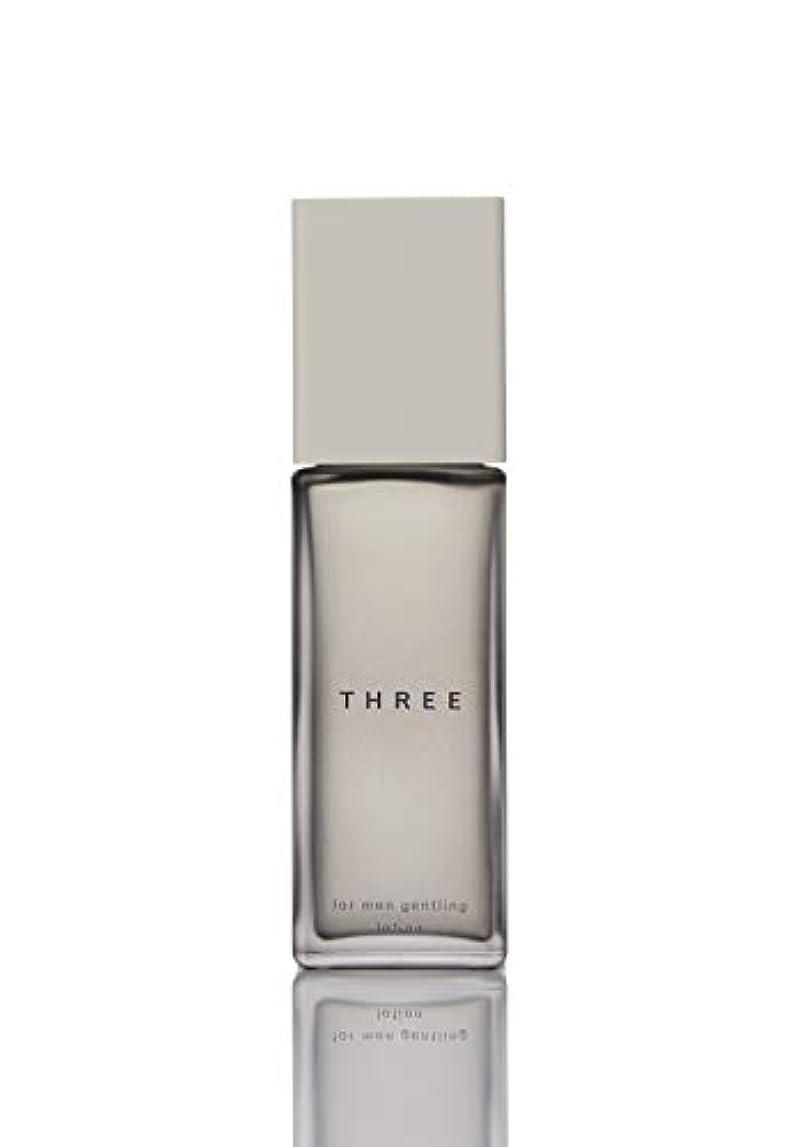 概してエンドテーブル本質的にFIVEISM × THREE(ファイブイズム バイ スリー) THREE フォー?メン ジェントリング ローション 100mL 化粧水