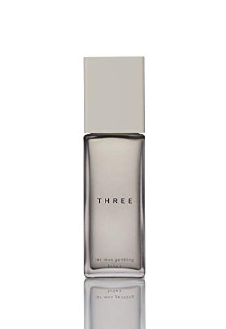 プール元気一緒にFIVEISM × THREE(ファイブイズム バイ スリー) THREE フォー?メン ジェントリング ローション 100mL 化粧水