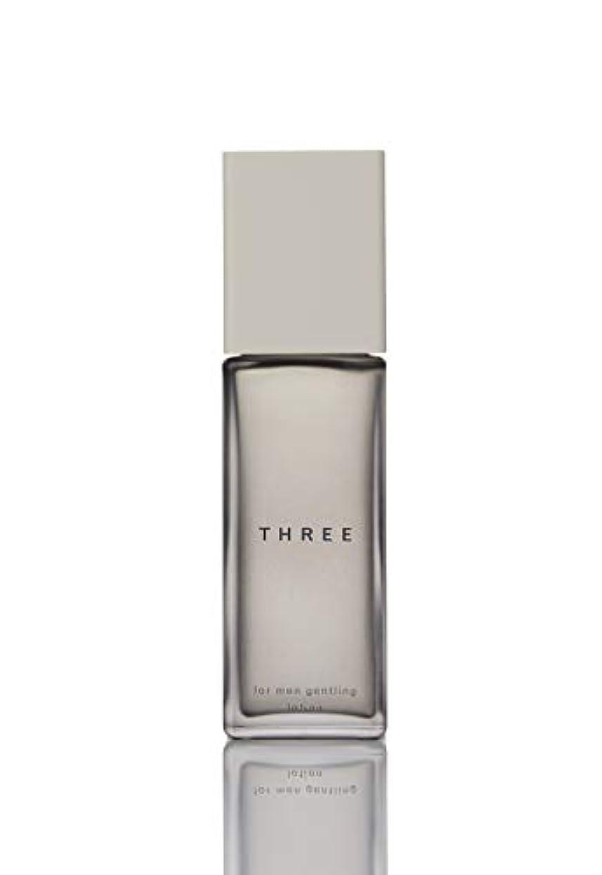 忌まわしい首アシスタントFIVEISM × THREE(ファイブイズム バイ スリー) THREE フォー?メン ジェントリング ローション 100mL 化粧水