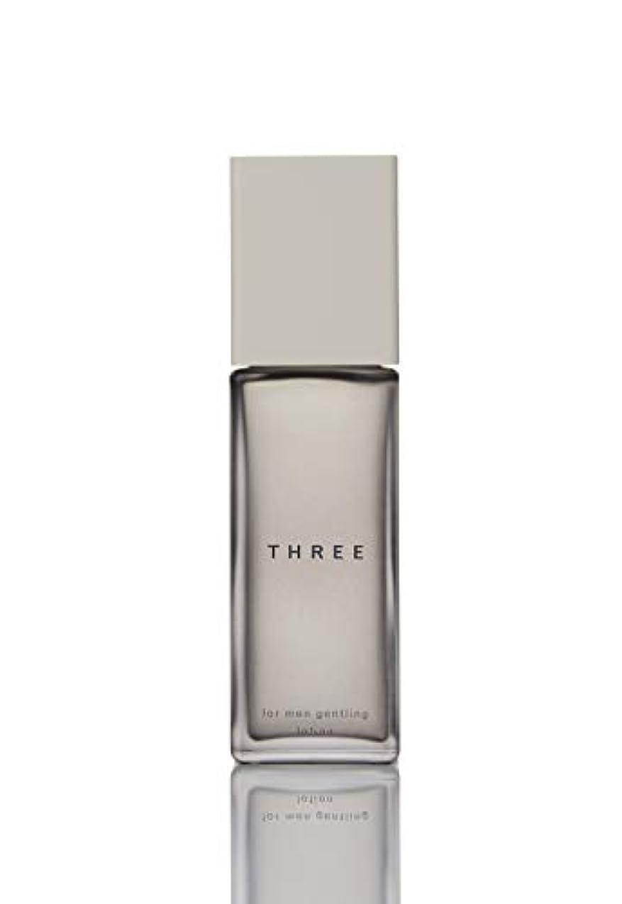 お父さん間接的検索エンジンマーケティングFIVEISM × THREE(ファイブイズム バイ スリー) THREE フォー?メン ジェントリング ローション 100mL 化粧水