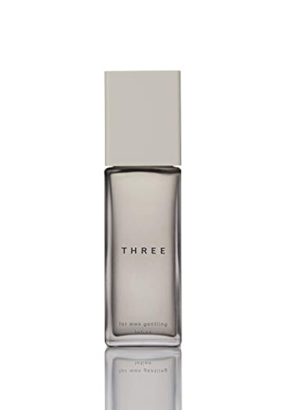 倍増星実験をするFIVEISM × THREE(ファイブイズム バイ スリー) THREE フォー?メン ジェントリング ローション 100mL 化粧水