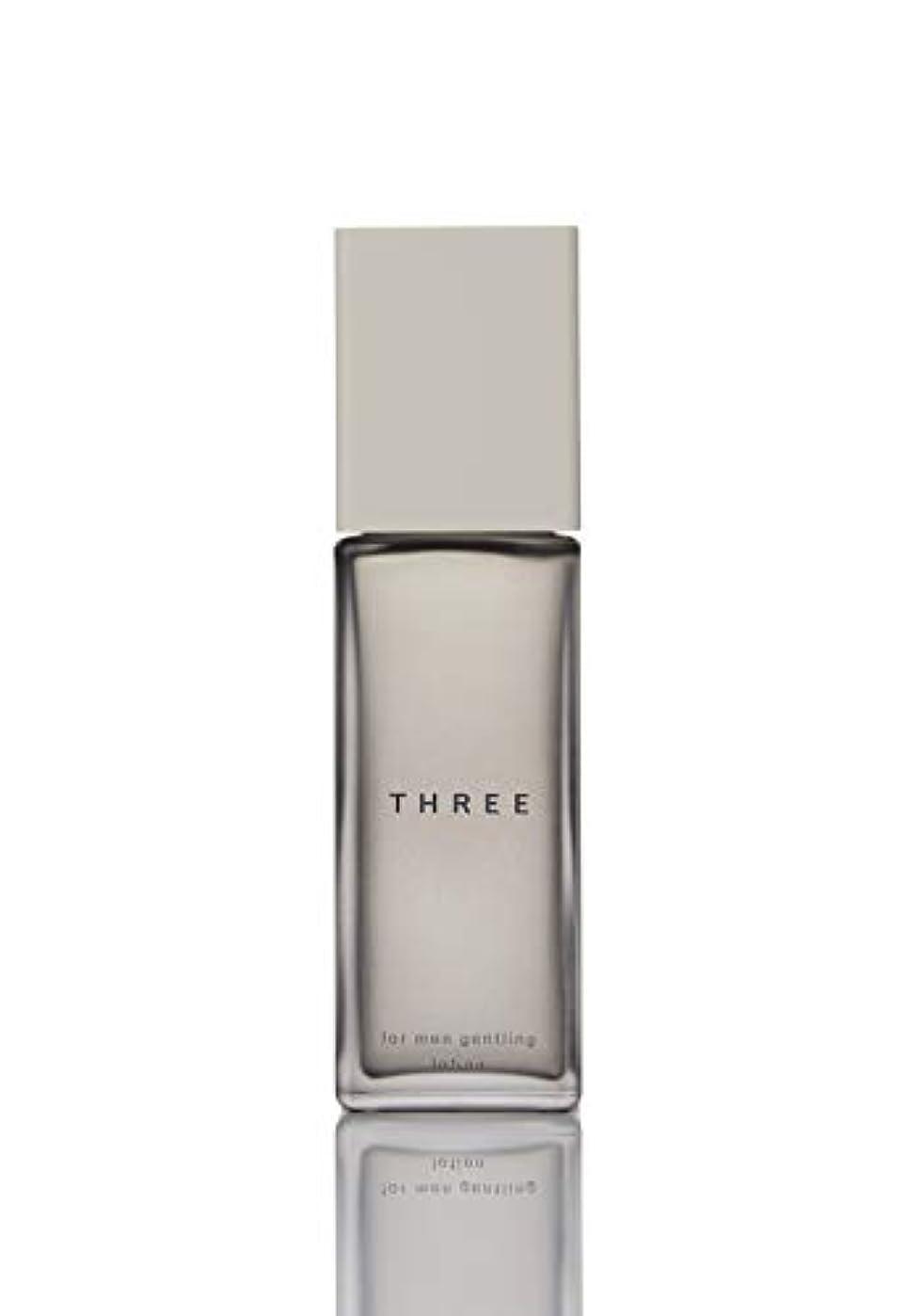タイマー無心スラダムFIVEISM × THREE(ファイブイズム バイ スリー) THREE フォー?メン ジェントリング ローション 100mL 化粧水