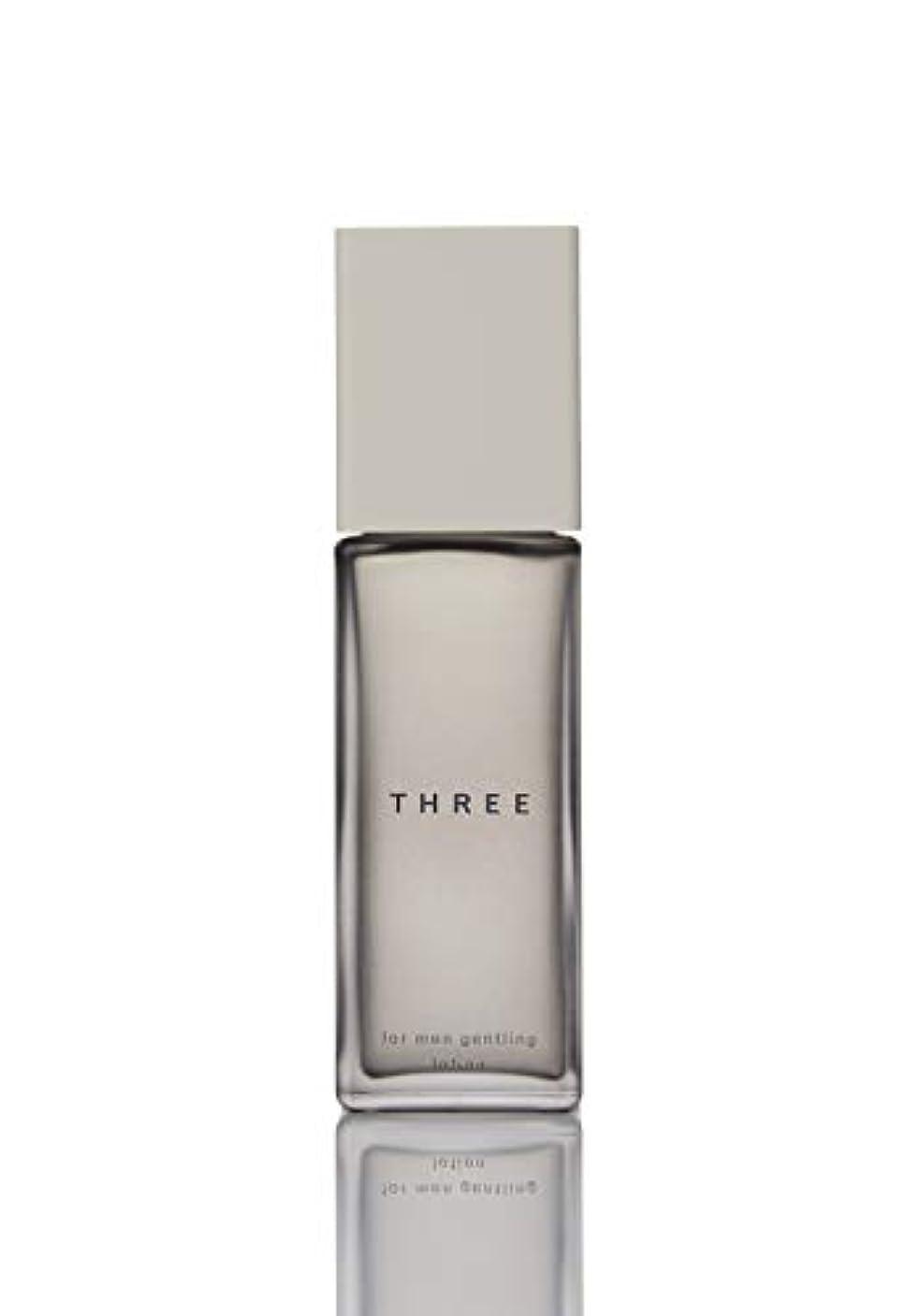かび臭いを必要としていますピンFIVEISM × THREE(ファイブイズム バイ スリー) THREE フォー?メン ジェントリング ローション 100mL 化粧水