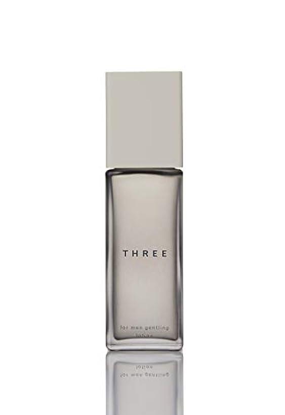 口述する忠実に確かにFIVEISM × THREE(ファイブイズム バイ スリー) THREE フォー?メン ジェントリング ローション 100mL 化粧水