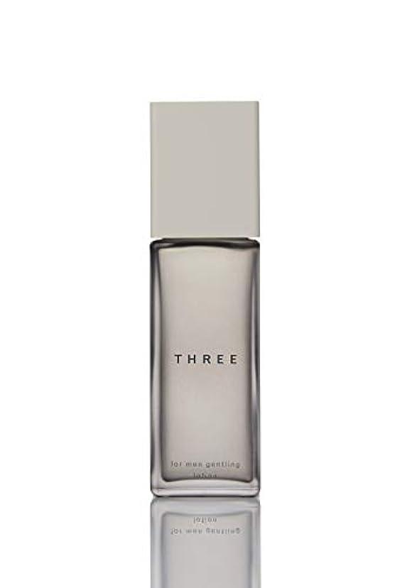 教えて暗くする六分儀FIVEISM × THREE(ファイブイズム バイ スリー) THREE フォー?メン ジェントリング ローション 100mL 化粧水