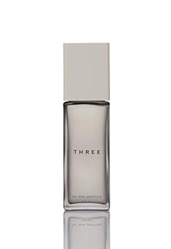 ヶ月目ブラウス嫌いFIVEISM × THREE(ファイブイズム バイ スリー) THREE フォー?メン ジェントリング ローション 100mL 化粧水