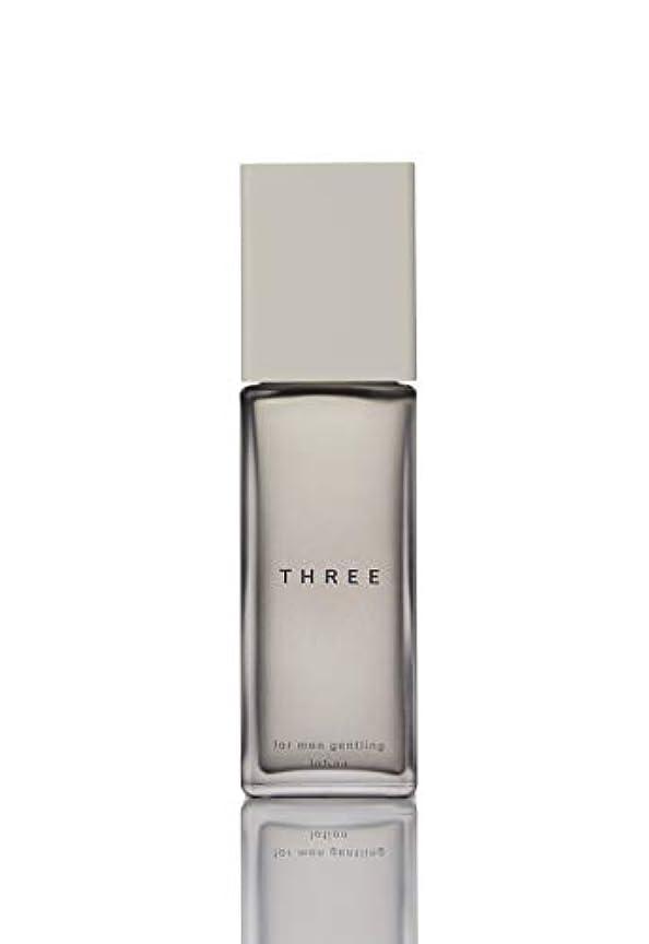 かまど欠席する必要があるFIVEISM × THREE(ファイブイズム バイ スリー) THREE フォー?メン ジェントリング ローション 100mL 化粧水