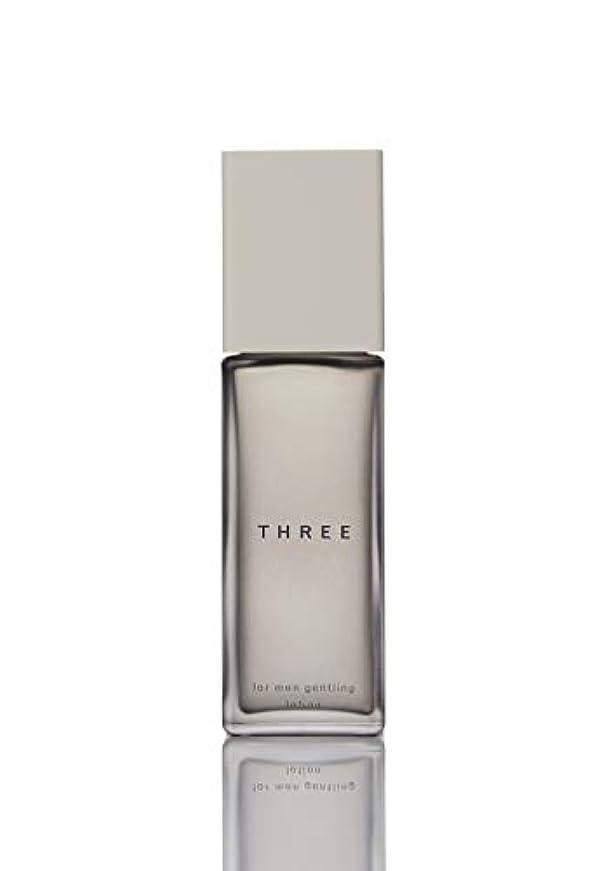 習熟度在庫人物FIVEISM × THREE(ファイブイズム バイ スリー) THREE フォー?メン ジェントリング ローション 100mL 化粧水