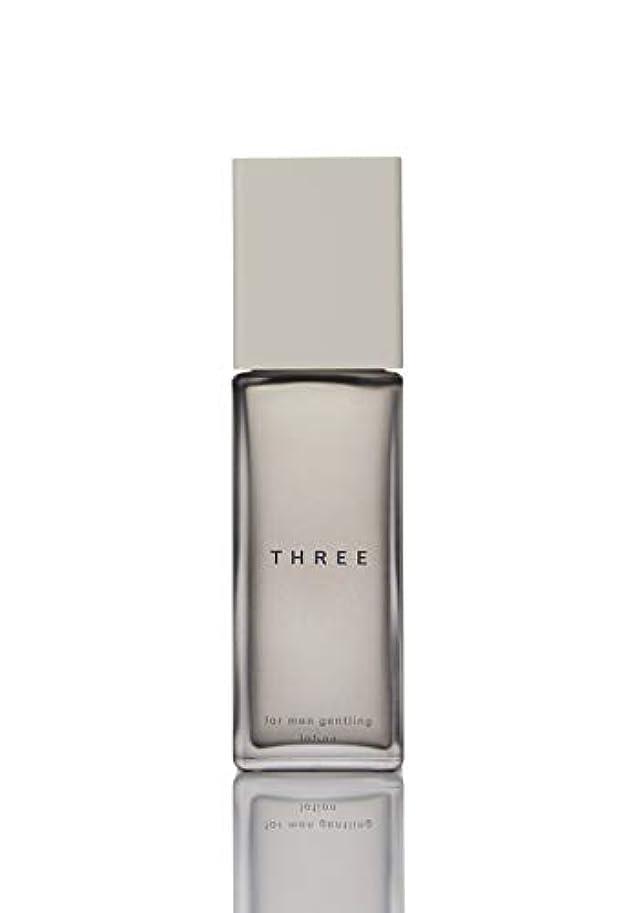FIVEISM × THREE(ファイブイズム バイ スリー) THREE フォー?メン ジェントリング ローション 100mL 化粧水