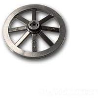 レゴブロック ばら売りパーツ 荷車 ホイール - 33mm:[Pearl Dk,Gray / パールダークグレー] [並行輸入品]