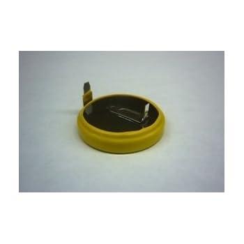 パナソニック コイン電池 CR2450 横型端子付き