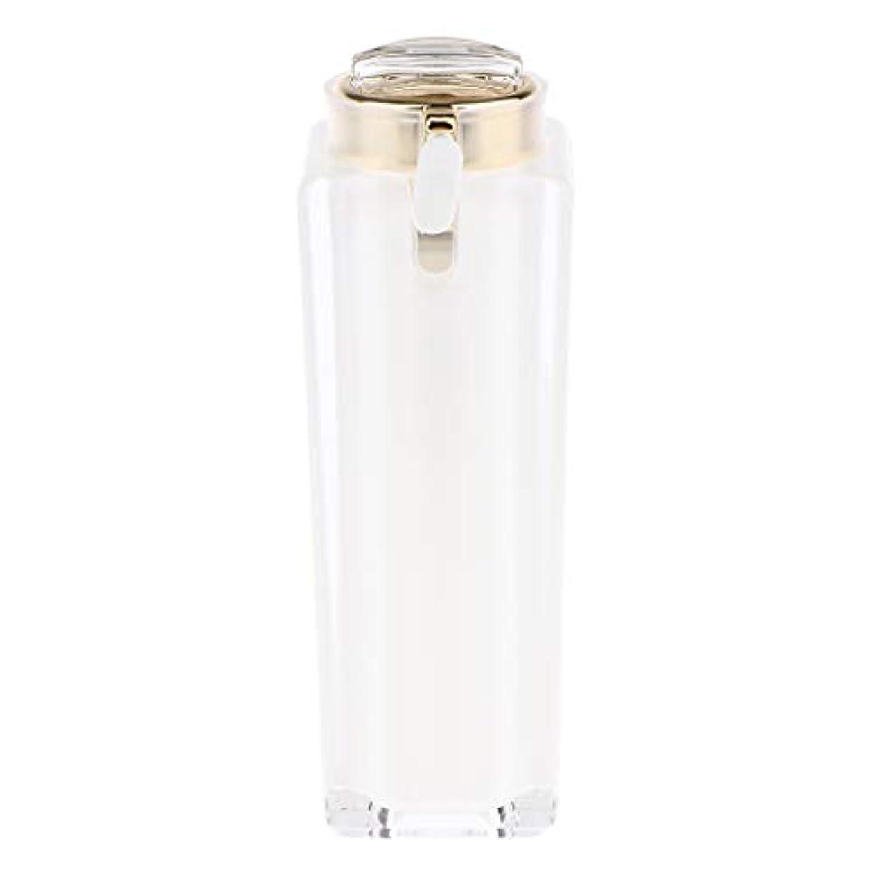 土器抑圧思いやりのあるT TOOYFUL 全3サイズ トラベルボトル セラム ローション エッセンシャルオイル 詰替え容器 漏れ防止 - 30ミリリットル