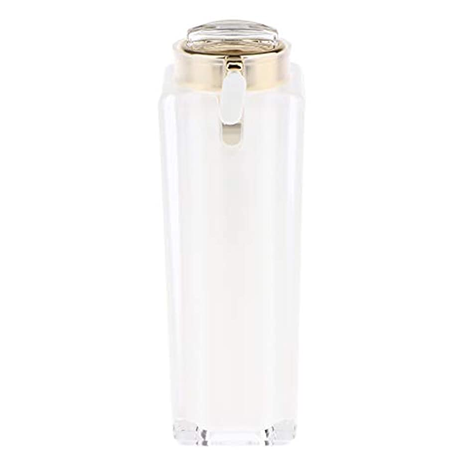 スリット王位実際のT TOOYFUL 全3サイズ トラベルボトル セラム ローション エッセンシャルオイル 詰替え容器 漏れ防止 - 30ミリリットル