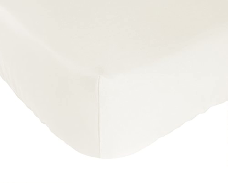 BedVoyage Crib Sheet, White by BedVoyage