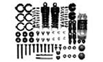 R/C SPARE PARTS SP-519 C.V.A.ダンパーミニ(II)