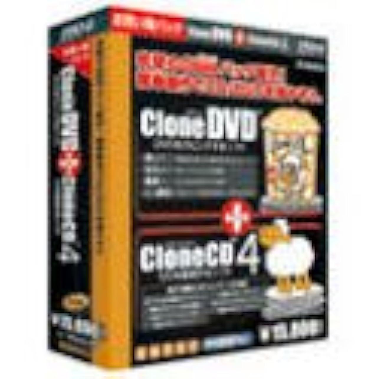 責版宿泊施設Clone DVD + Clone CD 4