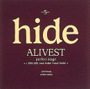 hide VISUAL MUSEUM Vol.4 ALIVEST Perfect Stage〈1,000,000 cuts hide!hide!hide!〉
