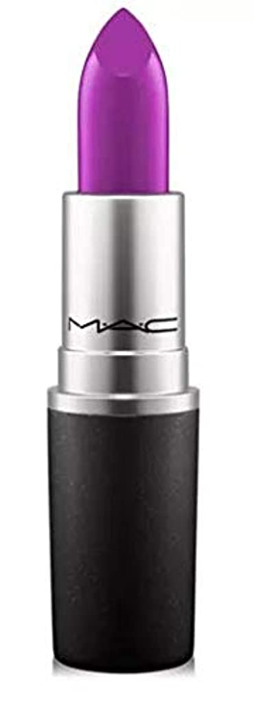 悪性丁寧髄マック MAC Lipstick - Plums Violetta - bright clean violet purple (Amplified) リップスティック [並行輸入品]