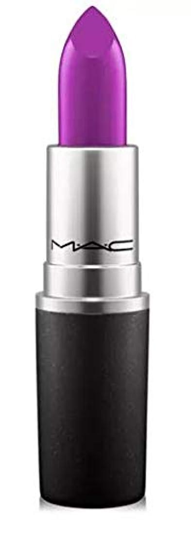 有名排泄する蒸し器マック MAC Lipstick - Plums Violetta - bright clean violet purple (Amplified) リップスティック [並行輸入品]