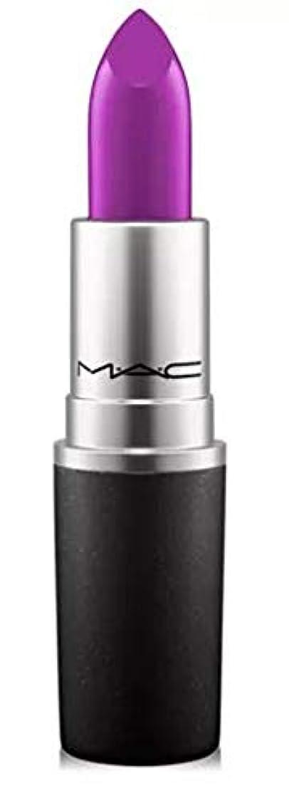 マック MAC Lipstick - Plums Violetta - bright clean violet purple (Amplified) リップスティック [並行輸入品]
