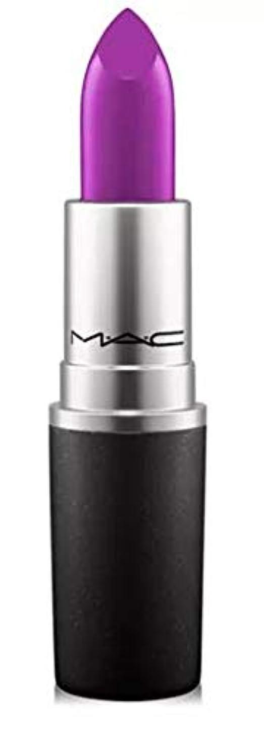 肥満スノーケル習熟度マック MAC Lipstick - Plums Violetta - bright clean violet purple (Amplified) リップスティック [並行輸入品]