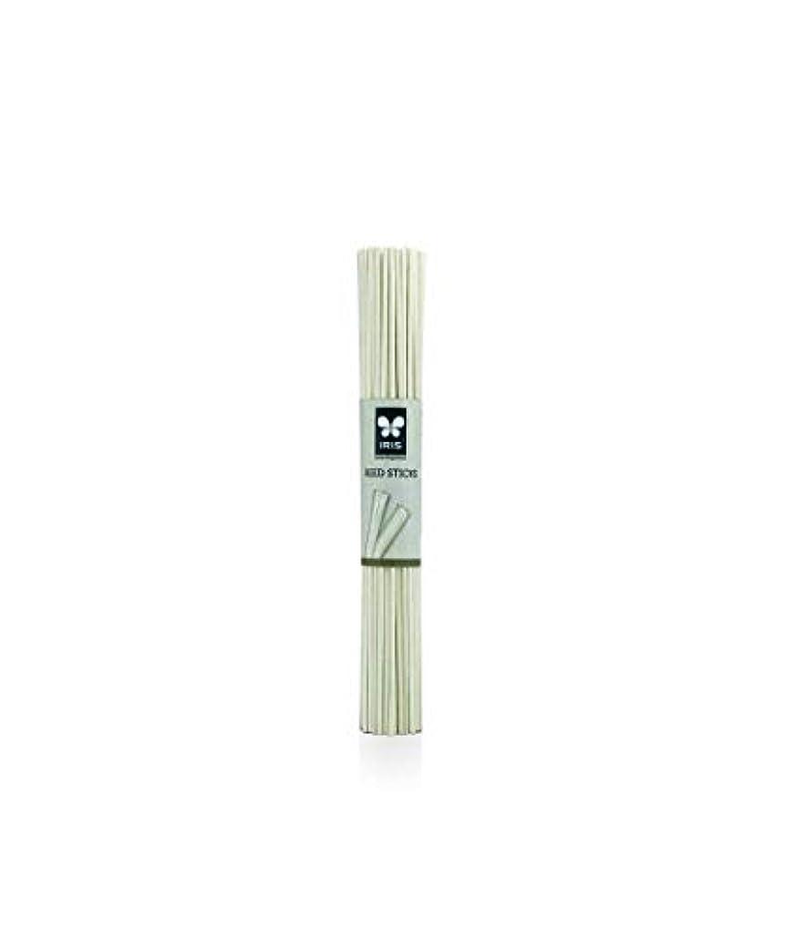 干渉知的相手Iris Wood Reed Sticks (25.4 cm Long)