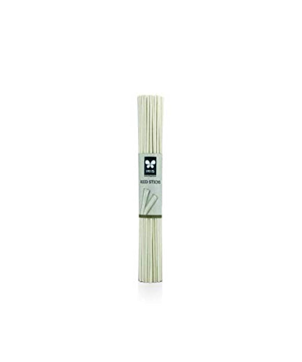 省略する影響を受けやすいです耐久Iris Wood Reed Sticks (25.4 cm Long)