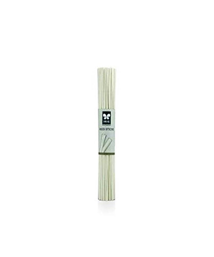ノイズ一回リールIris Wood Reed Sticks (25.4 cm Long)