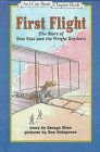First Flight: The Story of Tom Tate and the Wright Brothers (An I Can Read Book)