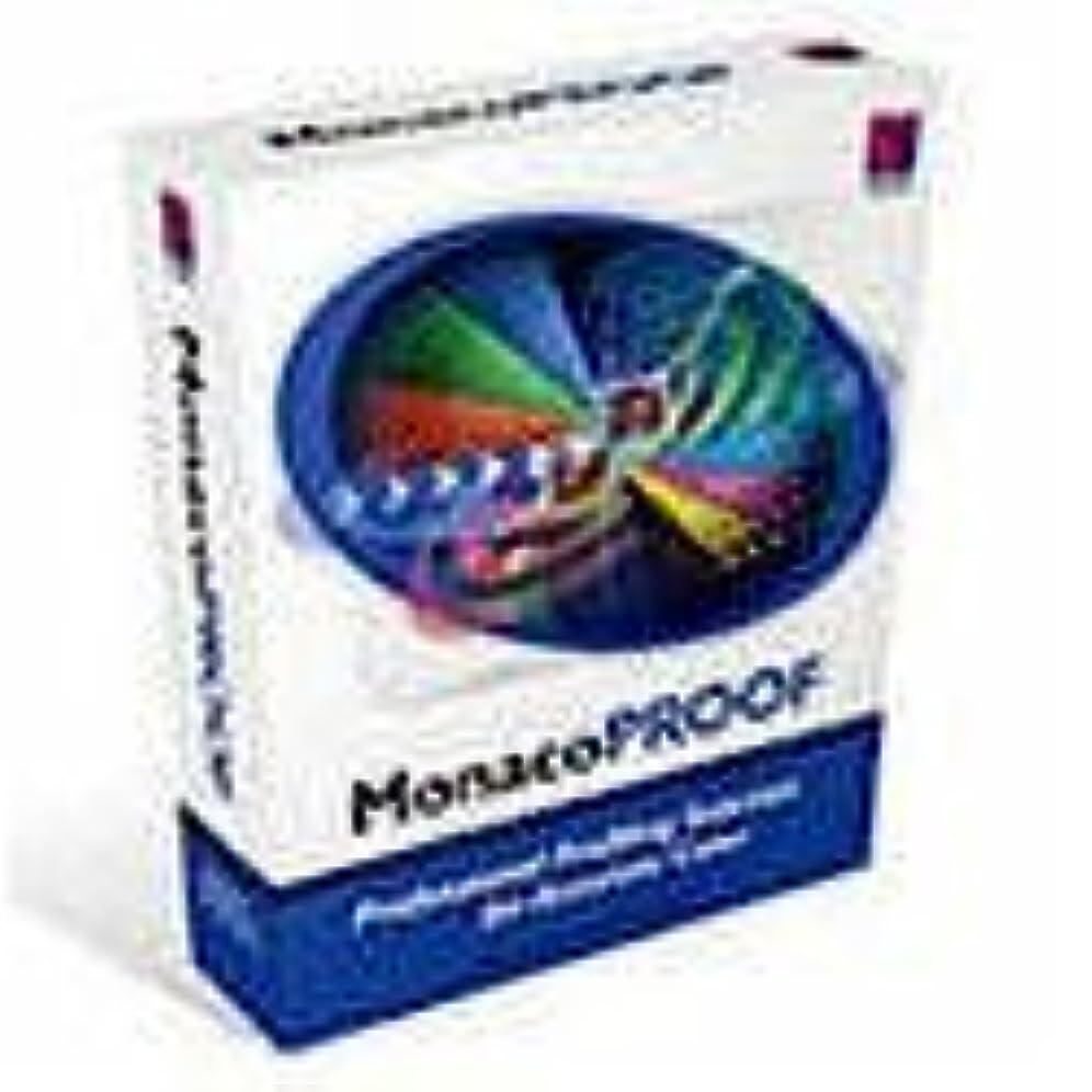 ドナー溢れんばかりのマダムMonaco PROOF 3.7