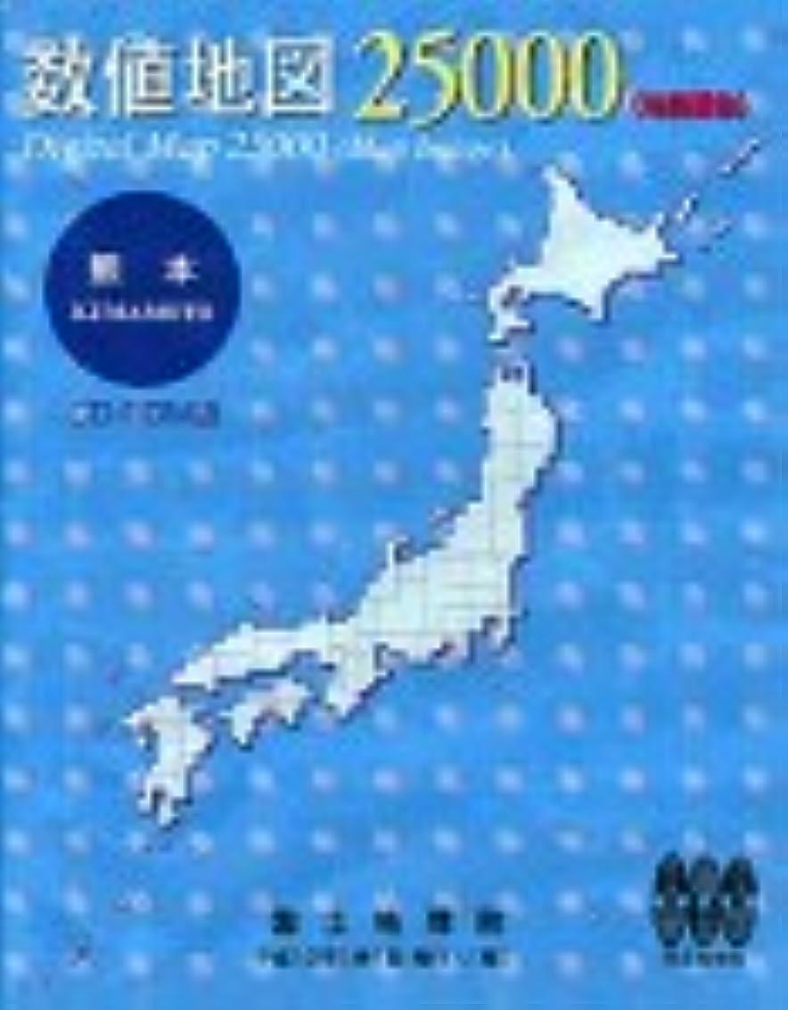 不透明なほんの迷信数値地図 25000 (地図画像) 熊本