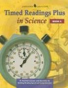 Timed Readings Plus in Science: Book 6