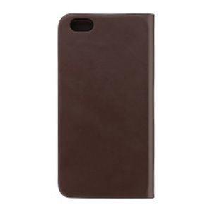 【正規代理店品】 SoftBank SELECTION EQUAL flip for iPhone 6 Plus / ブラウン SB-IA11-LCDI/BR