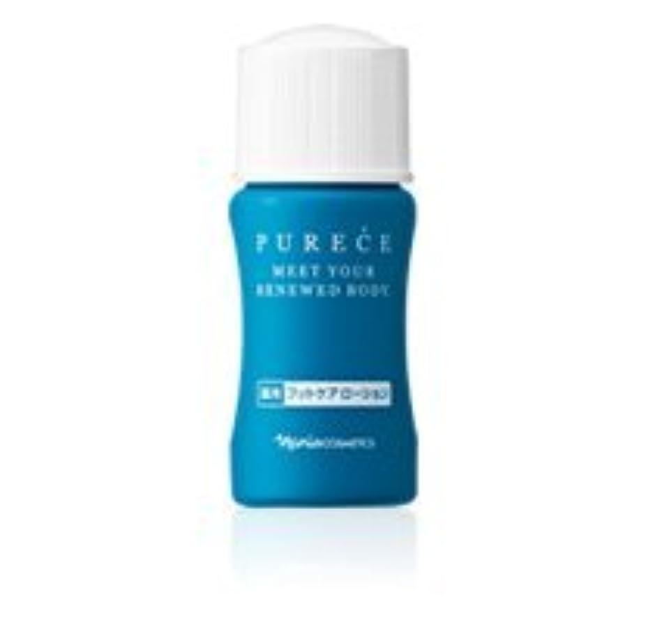 スキーム相関する診療所ナリス化粧品 薬用 ピュアーチェ(PURECE) フットケアローション 30ml
