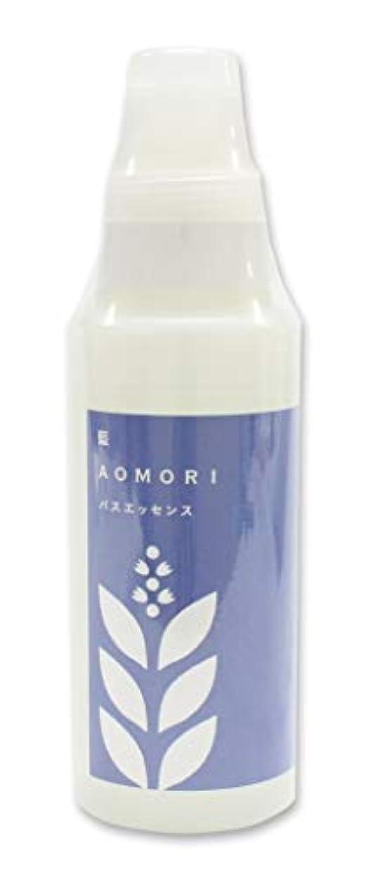 労働関連する残り藍 AOMORI(アイ アオモリ) バスエッセンス 入浴剤 500ml
