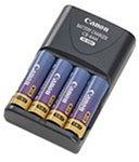 Canon CBK4-200 バッテリー/チャージャーキット