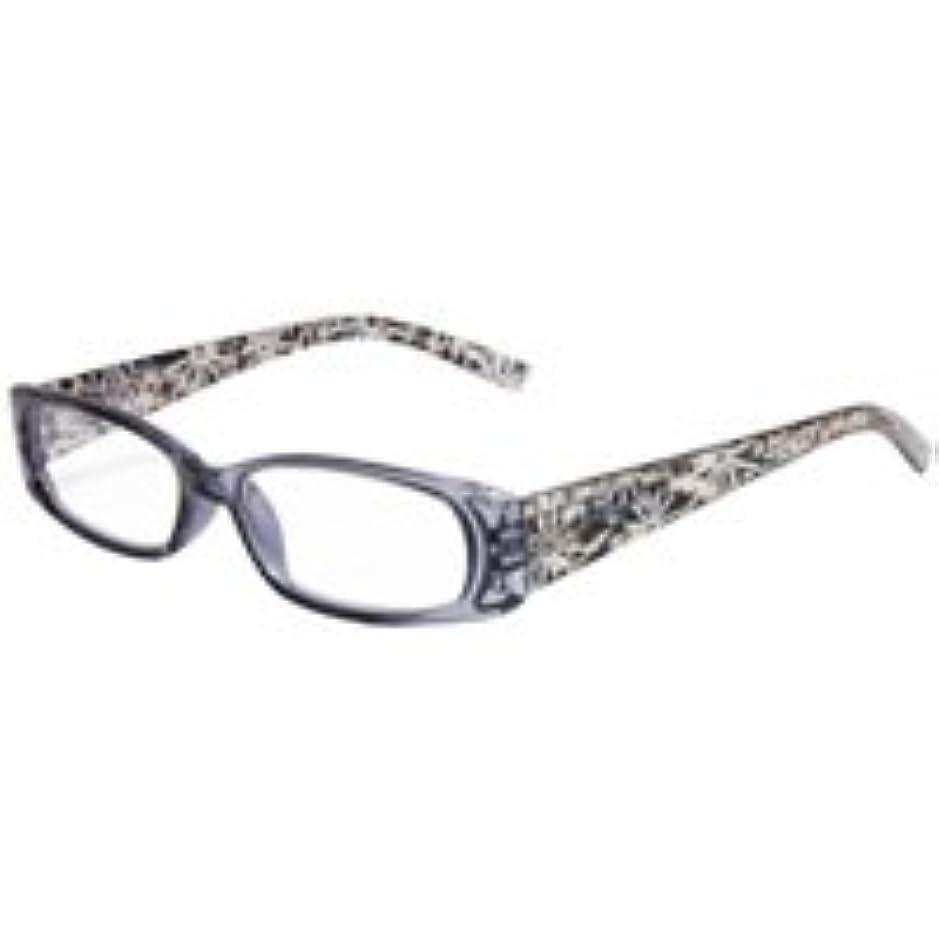 氷反対したサリー老眼鏡 605BL リーディンググラス シニアグラス 【「+4.0」のみ】 +4.0