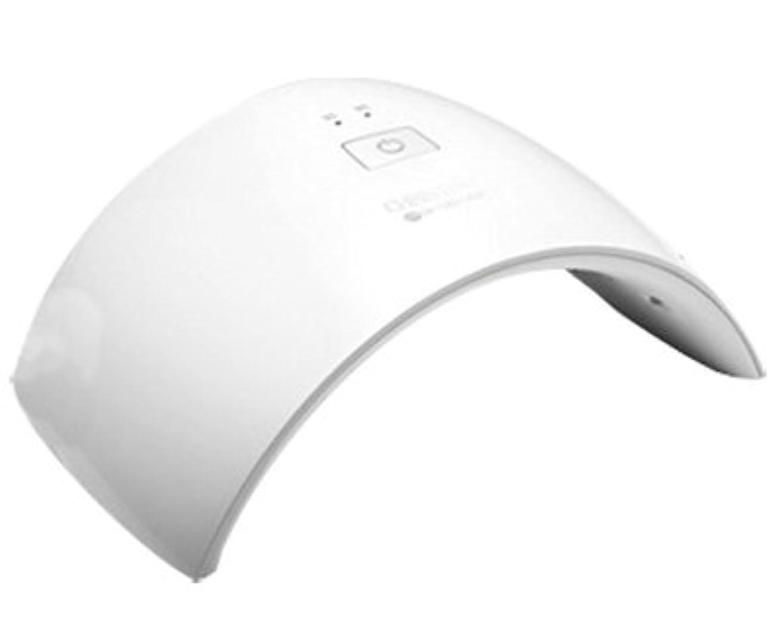 勧告ブラウズ二CHRISTRIO 36W OPAL LED/UVランプ ホワイト/ホワイト