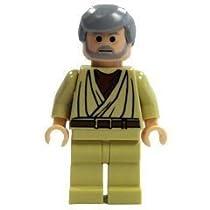 """Obi-Wan Kenobi (Old Ben, LF) - LEGO 2"""" Star Wars Figure by LEGO [並行輸入品]"""