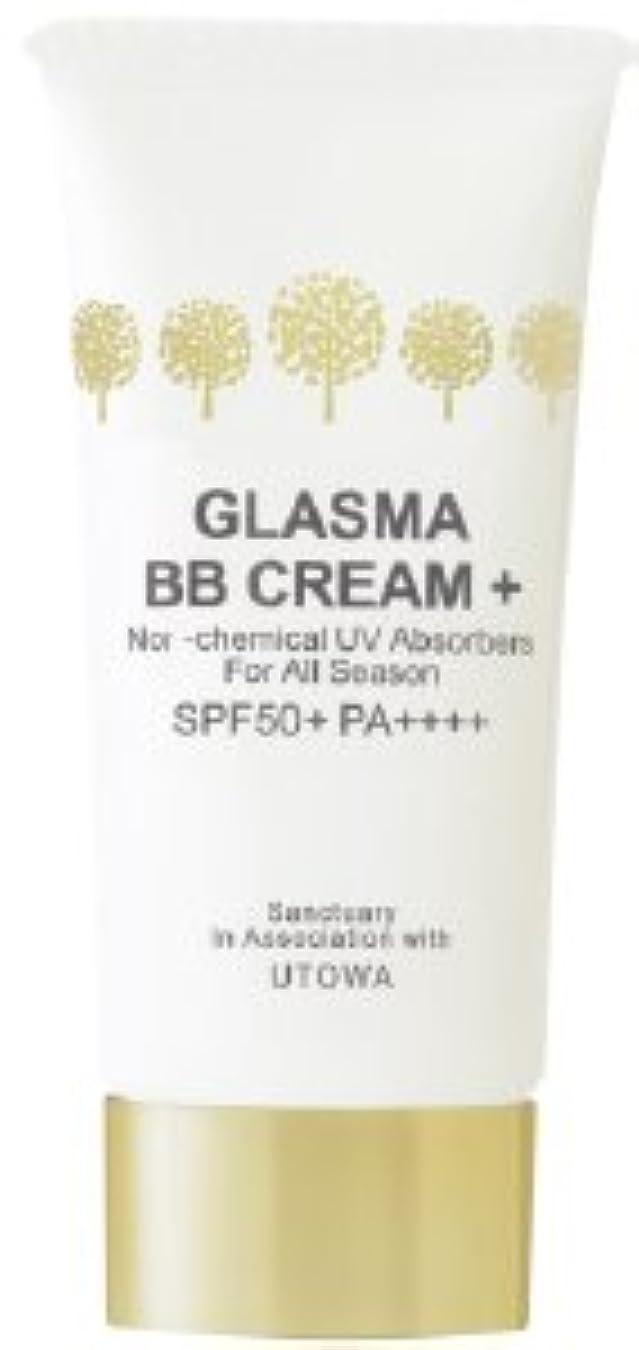 楽観解釈する褐色グラスマ BBクリーム プラス01