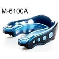 ISAMI(イサミ) ショックドクターゲルマックス M-6100A ブルー×ブラック ヒゴワンタオル付き