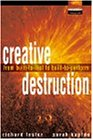 Creative Destruction: From built-to-last to built to perform (Financial Times Series)