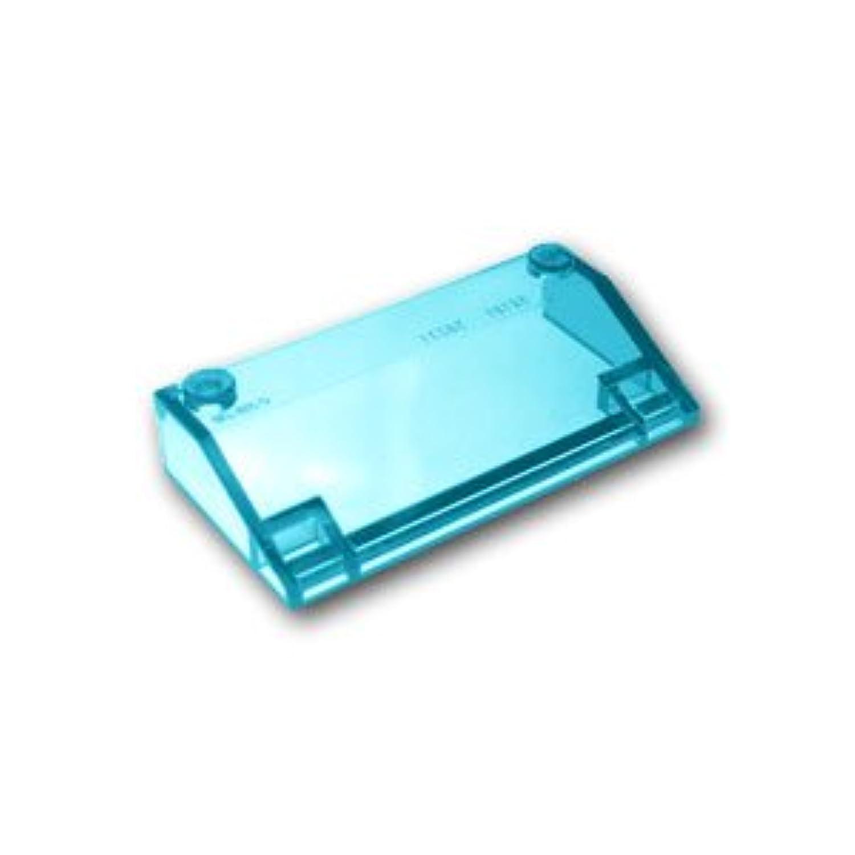 レゴブロックパーツ スロープ ブロック 3 x 6 / 33°:[Tr,Lt Blue / トランスライトブルー]【並行輸入品】
