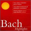 Bach Highlights: Gavotte & Air Suite #3