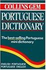 Collins Gem Portuguese Dictionary: English Portuguese/Portuguese English