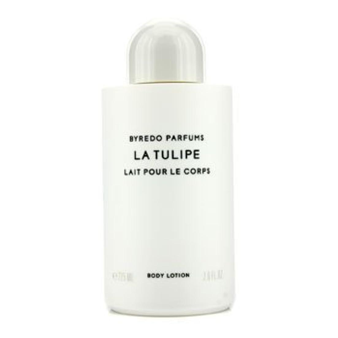 ペルメル取得する遷移Byredo La Tulipe Body Lotion For Women 225Ml/7.6Oz by Byredo [並行輸入品]