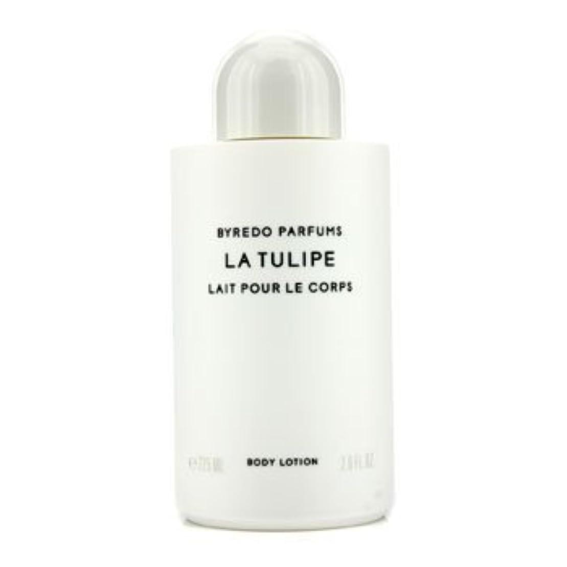 ぺディカブ農業の聖人Byredo La Tulipe Body Lotion For Women 225Ml/7.6Oz by Byredo [並行輸入品]