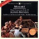 Mozart;Piano Concs. 21 & 23