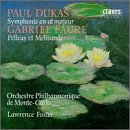 Symphony in C Major / Pelleas Et Melisande