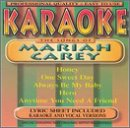 Karaoke: Songs By Mariah Carey